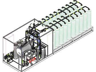 Transformer CAD Diagram
