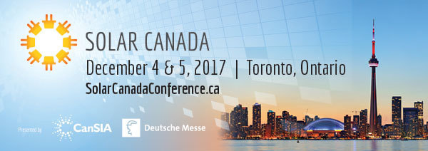 LTL will be at the Solar Canada 2017 Conference & Expo