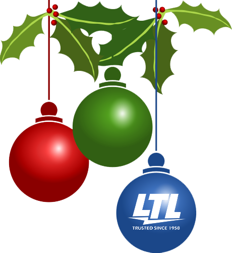 Happy Holidays from the LTL Team!