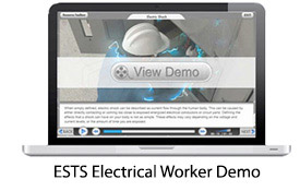 View ESTS Electraical Worker Demo