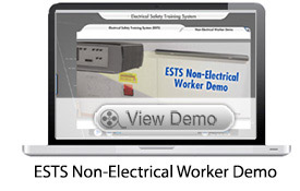 View ESTS Non-Electraical Worker Demo