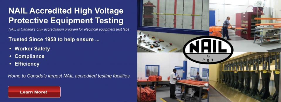 Welcome | Lineman's Testing Laboratories of Canada